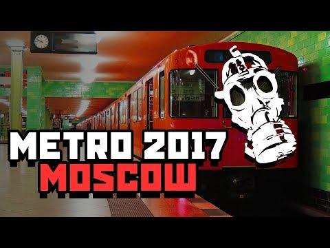 Metro 2017: Dashcams and debils - More Moscow