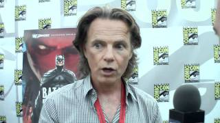 Batman: Under the Red Hood - Comic-Con 2010 Exclusive: Bruce Greenwood