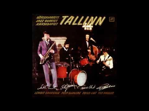 Saarsalu, Ojavere, Unt & Paulus: Tallinn Jazz Quartet (Estonia/USSR, 1983) [Full Album]