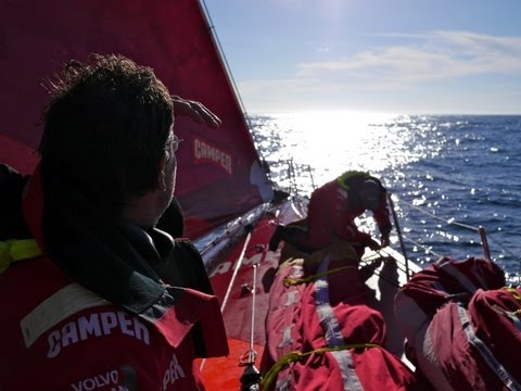 The Sunshine Cure - Volvo Ocean Race 2011-12
