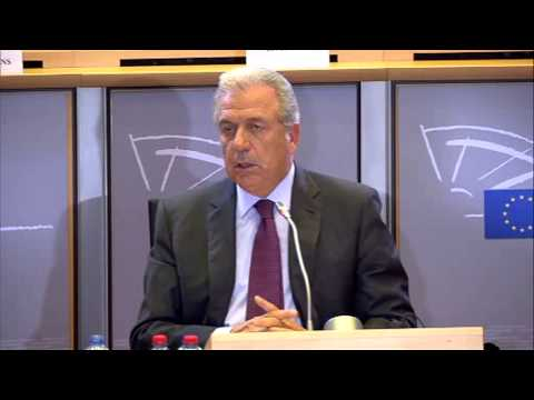 MEP Dalli during the hearing of Comm. Designate Dimitris Avramopoulos - Migration & Home