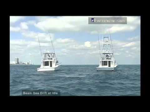 Mitsubishi Anti Rolling Gyro Used In Bertram Motor Yacht