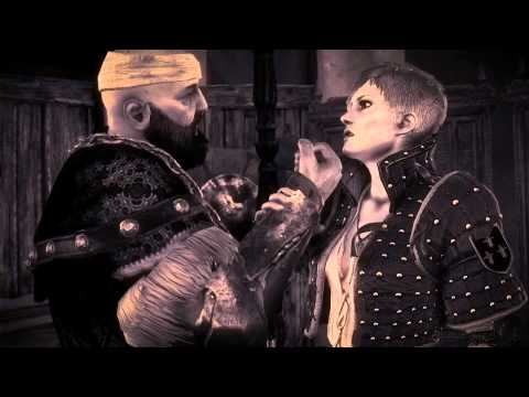 King Henselt Rapes Ves (the Witcher 2) Full Hd video