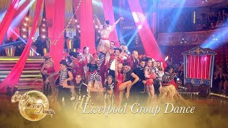 Blackpool Group Dance - Strictly Come Dancing 2017