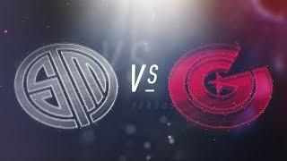 TSM vs CG Quarterfinals Match Highlights (Spring 2018)