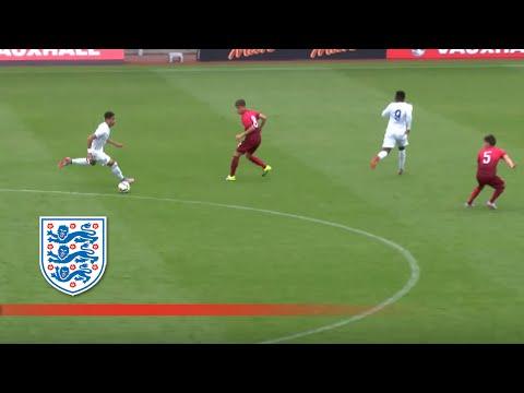 England U17 3-7 Portugal U17 | Goals and Highlights