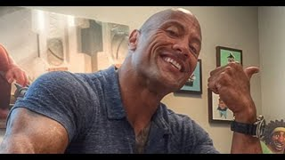 Christian 'The Rock' Dwayne Johnson talks about his faith in GOD