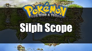 Pokemon Red/Blue/Yellow - Where to get Silph Scope