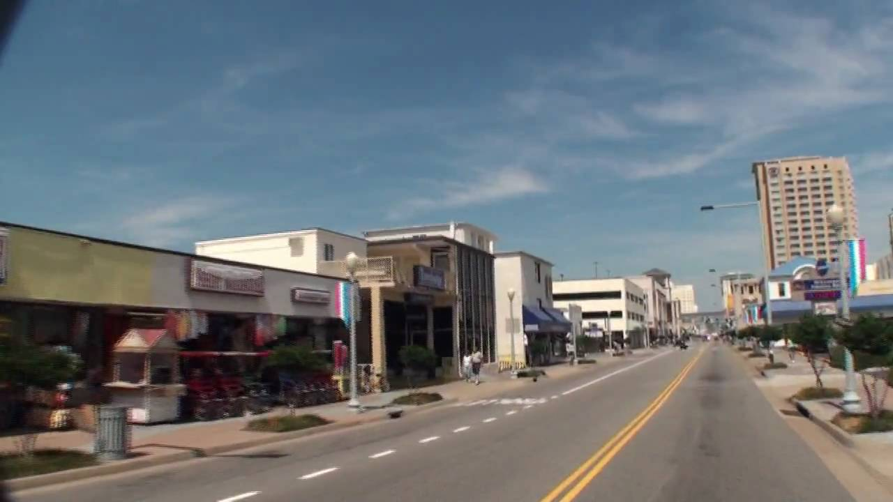 Atlantic Avenue Virginia Beach Va