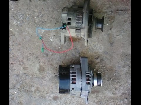 Ремонт генератора ваз 2123