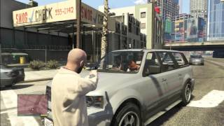 GTA 5 Funny/Brutal Kill Compilation Vol.24 (Beach/Grove Street,Melee/Tackles,Some Gunplay)