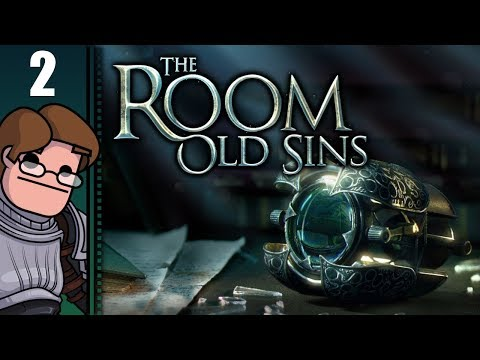 Let's Play The Room: Old Sins Part 2 - The Study