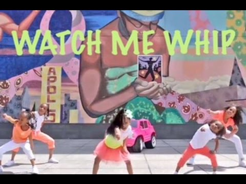 Silento- Watch Me (Whip/Nae Nae) #WatchMeDanceOn