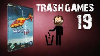 Trashgames #019 - Eine neue Mission warten auf Dich! [deutsch] [FullHD]