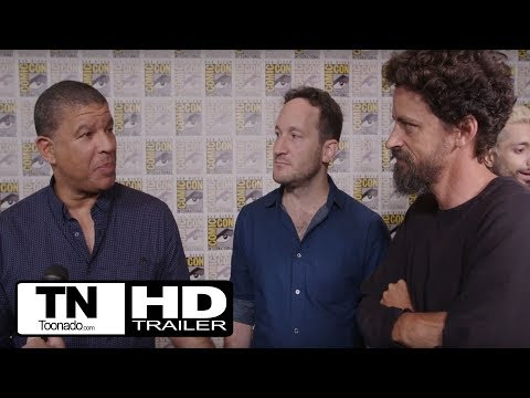 Spider-Man: Into The Spider-verse - Peter Ramsey, Rodney Rothman & Bob Pershichettis SDCC Interview