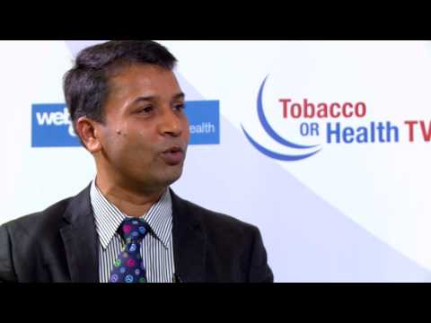 Interview with Dr. Tara Singh Bam, Regional Advisor-Tobacco Control Programme, The Union