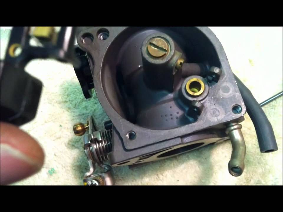 How To Fix Leaking Carburetor Carb On Honda 4 Stroke Youtube