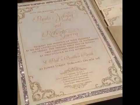 Glitter Wedding Invitations 78 Nice