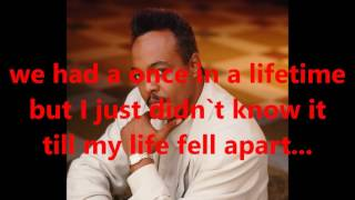 If Ever You re In My Arms Again Peabo Bryson Lyrics