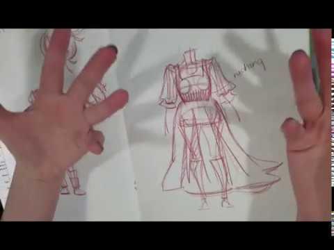 Intro To Comic Craft- Costume Design