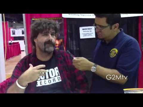 "The Hardcore Legend Mick Foley talks ""Countdown to Lockdown""!"