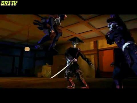 Throne of Darkness (7samurai) intro fight scene
