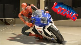 SPIDERMAN  Stop Motion Action Video Part 20 Trailer