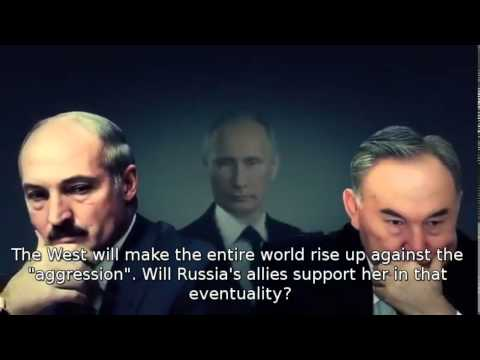 Russia  v  The West: Geopolitics Has No Place For Emotions, July 15, 2014