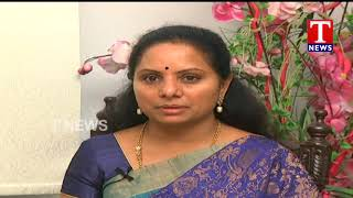 MP Kavitha Condolences to Former Prime Minister Vajpayee  live Telugu
