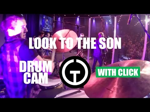 Look To The Son - Hillsong Worship (Drum Cam) thumbnail