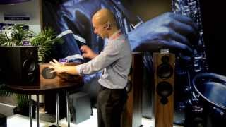 CEDIA 2013 - Cambridge Audio SX & Aero speaker series