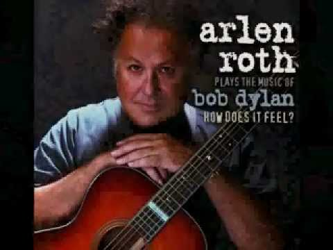 ARLEN ROTH - LET IT SLIDE