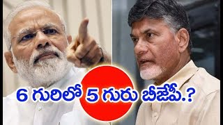 Modi Gives Big Shock To Chandrababu | Exclusive Analysis On TDP MPand#39;s Join In TDP