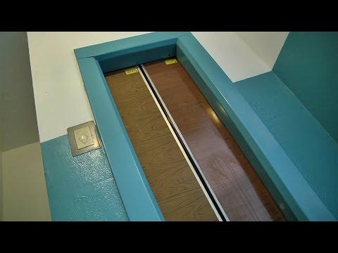 Как лифт берёт в заложники