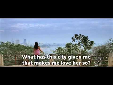 Wake Up Sid - English Subtitles - most romantic scene