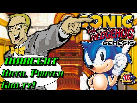 Sonic The Hedgehog Genesis (GBA) - Worst Sonic Game Ever Made? - INNOCENT Until Proven Guilty!