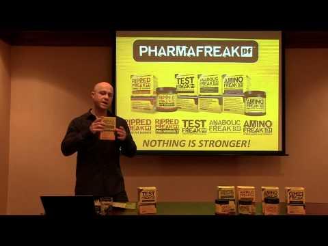 pharmafreak anabolic freak with d-aspartic acid