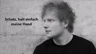 Download Lagu Ed Sheeran - Perfect (Deutsche Übersetzung) Gratis STAFABAND