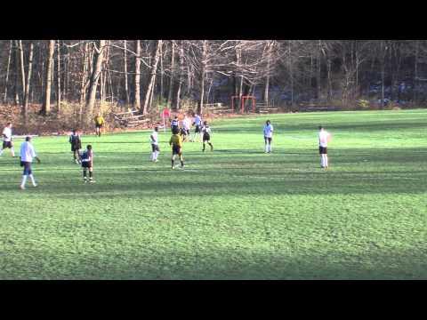 South Kent School Varsity Soccer vs. Masters - HVAL Semifinal