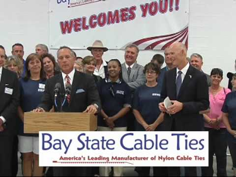 Vision of Growth TV Show & Bay State Cable Ties Event