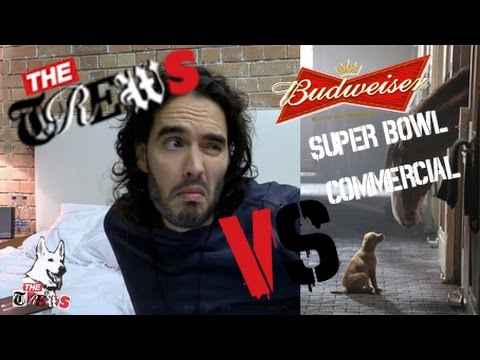 The Trews VS Budweiser Super Bowl Commercial: Russell Brand The Trews (E224)