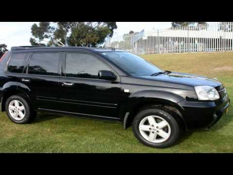 CHEAP USED CARS SYDNEY - Nissan Xtrail AE-38-VL