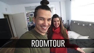 UNSERE ROOMTOUR | VLOG #72