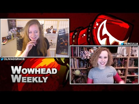 Wowhead Weekly Episode 20 - Blizzard Selling Gold, Giveaways and More!