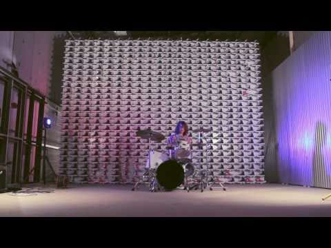 Converse - The Canvas Experiment: Mitch The Drummer