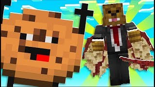 *Magic Wings Mod* Minecraft Cookie Camp - Minecraft Modded Minigame