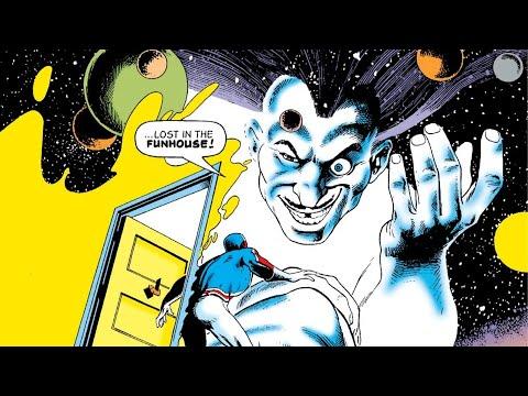 Omega Level Mutants: Mad Jim Jaspers