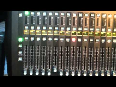 Behringer X32 Tuto 1 by Dinnis