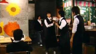[ENG SUB] Big Bang Coffee Prince Parody Part 1