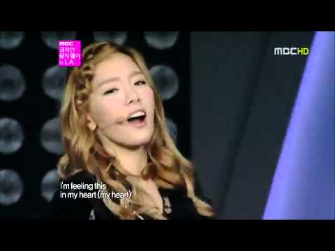 Snsd - The Boys (english Ver.) (special Live Without Yul And Yoong)  Mbc Sm Town World Tour La video